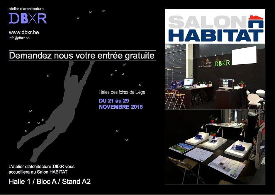 architecte dbxr habitat 2015 Atelier DBXR | Architectes à Liège
